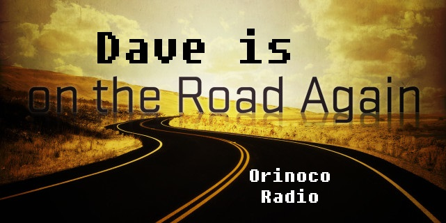 Dave is on the road again [za. 22-04] On-the15