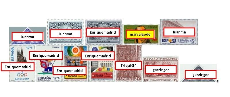 12 MESES - 12 SELLOS - (2ª EDICIÓN) Marcal10