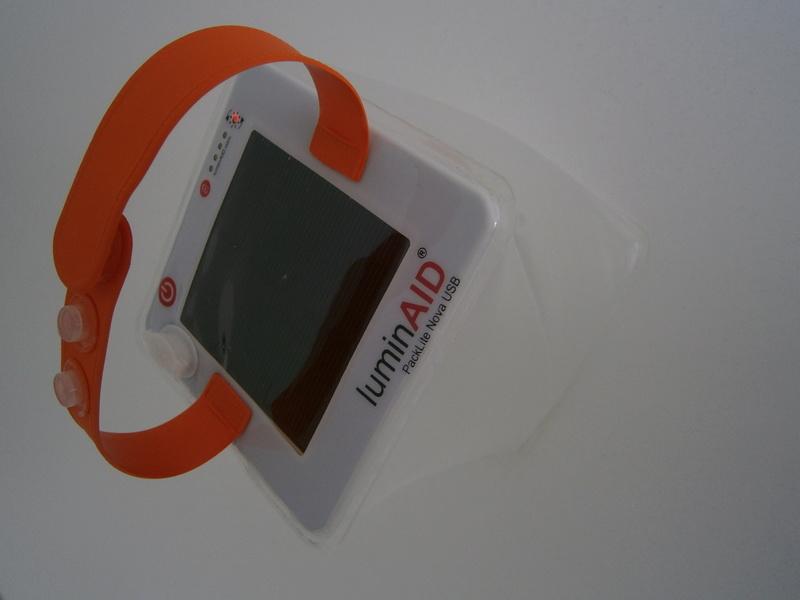 lanterne Gonflable Lumin aid Nova USB P5070311