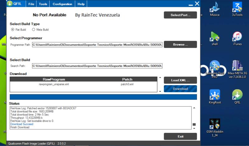 Qualcomm Flash Image Loader (QFIL) Flash_10