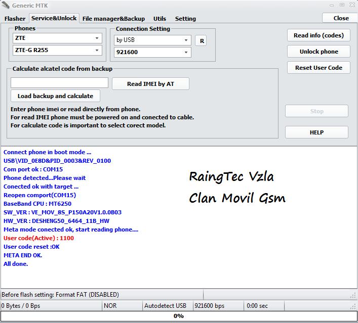 RESET USER CODE ZTE R G255 MOVISTAR VZLA Reset_17