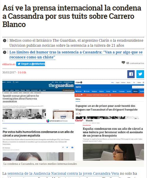 Raperos, twits y libertad de expresion en España 23444210