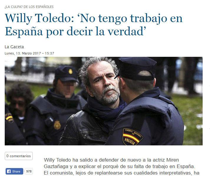 Willy Toledo, ¿que os parece? - Página 2 32434310