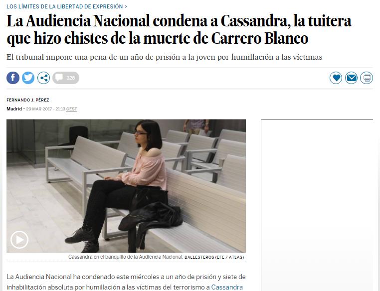 Raperos, twits y libertad de expresion en España 42323410
