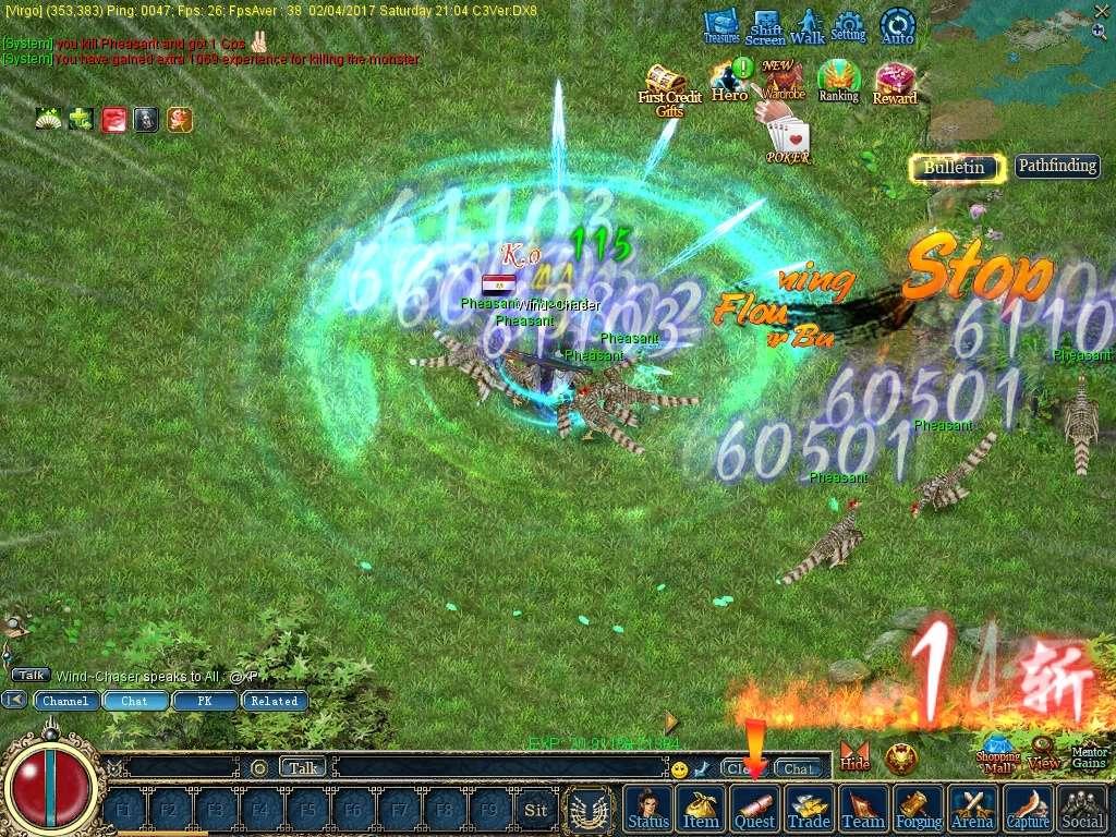 Windwalker Source ElmistRo V2 [V6391] 2910