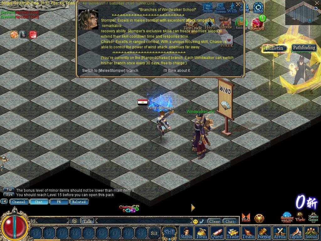 Windwalker Source ElmistRo V2 [V6391] 910