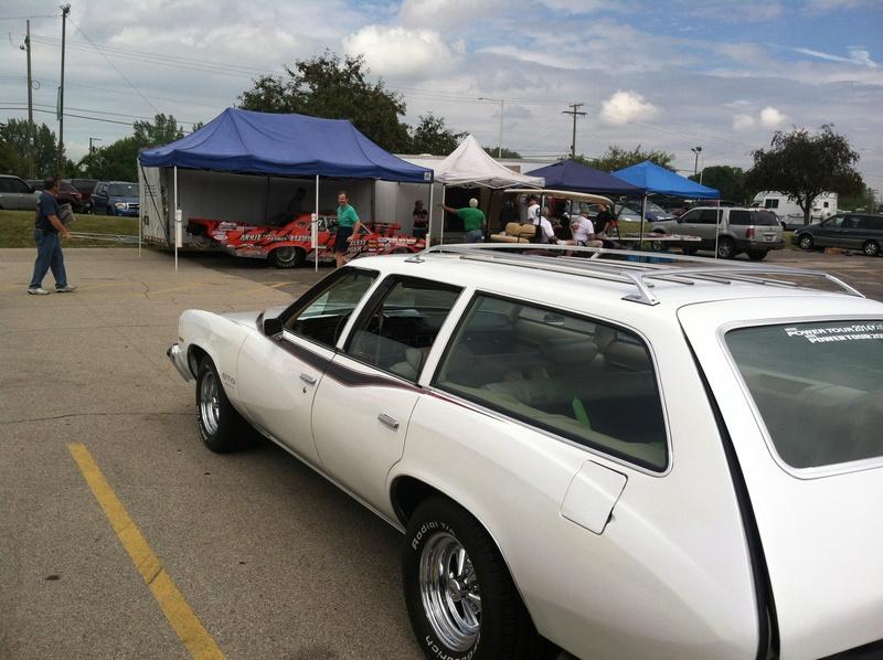 1973 Pontiac Lemans wagon GTO clone 006_210