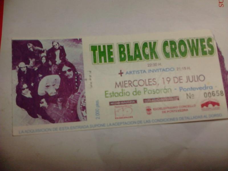 Libro THE BLACK CROWES 'Del Nido a las raíces' - Página 4 Dsc_1710