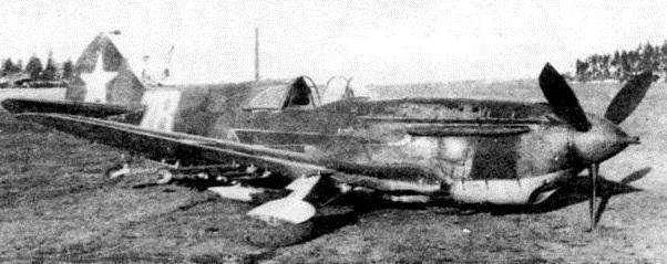 ЛаГГ-3 11-й серии 1/48 ICM Mirnfl13