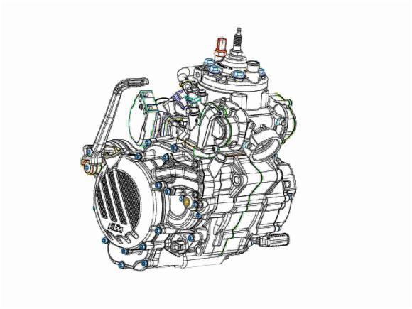 KTM anuncia injeção eletrônica para motor dois tempos Img11627