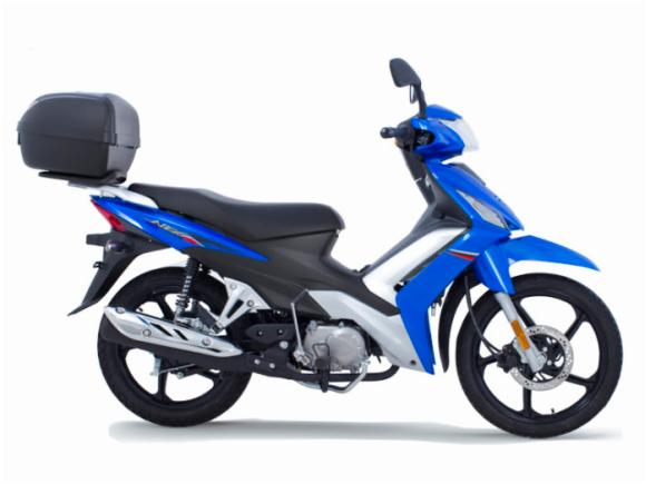 Suzuki comercializará modelos Kymco e Haojue no Brasil Img11629