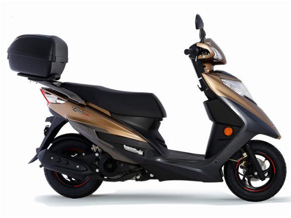 Suzuki comercializará modelos Kymco e Haojue no Brasil Img11631