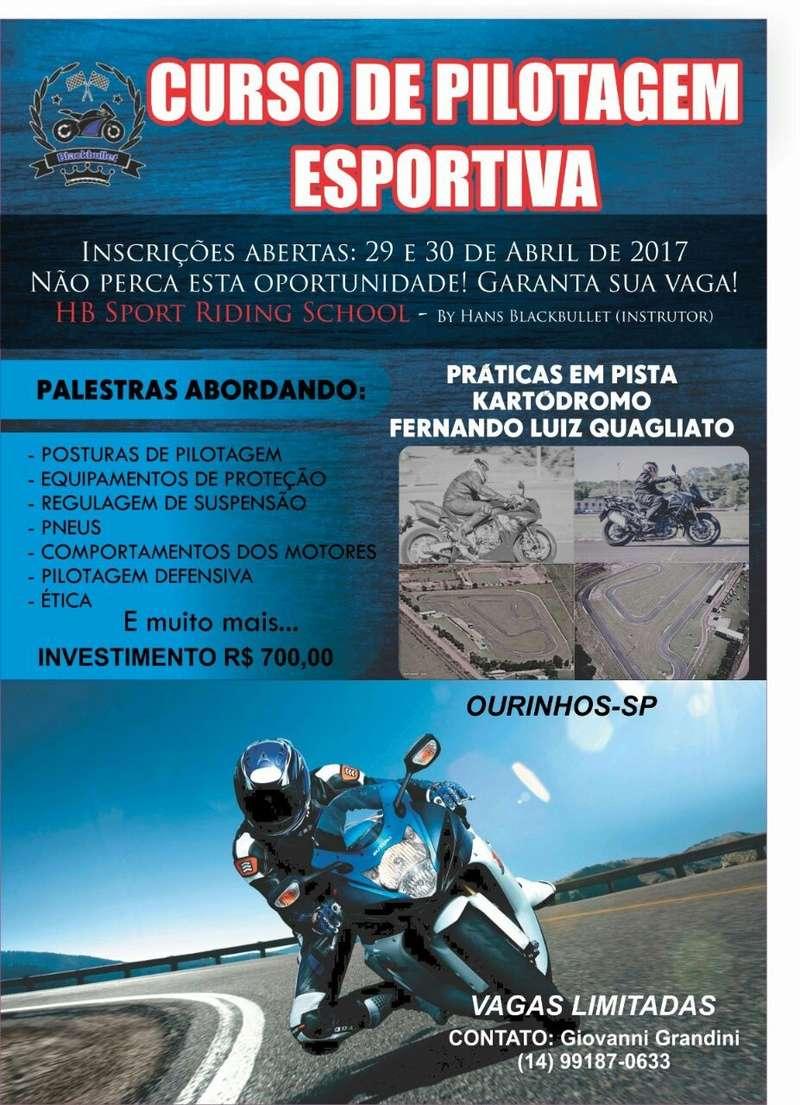 CURSO DE PILOTAGEM ESPORTIVA - HB SPORT RIDING SCHOOL Whatsa10
