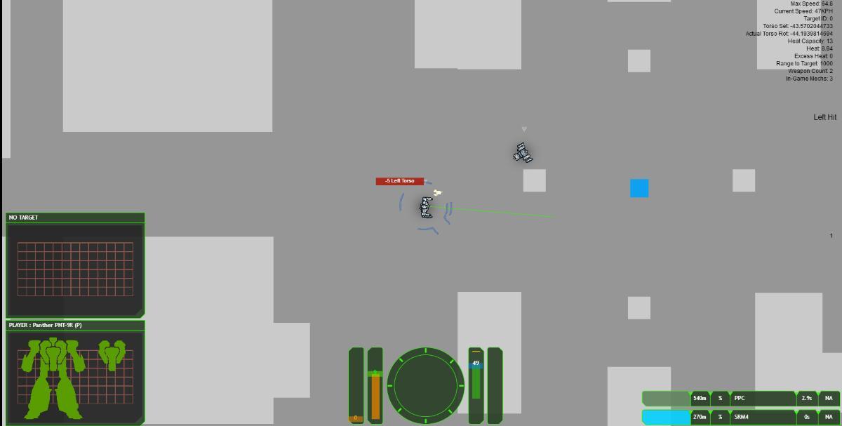 BattleTechLANCER: Juego Fan-Made de Battletech de LEGATUS GAME Btechl11