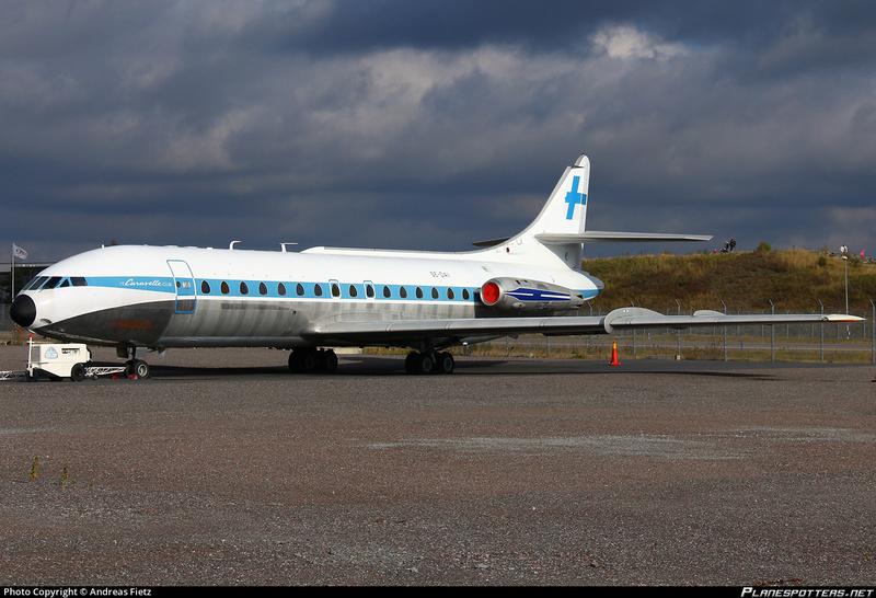 Restauración Convair VC990 de Palma de Mallorca Img_0413