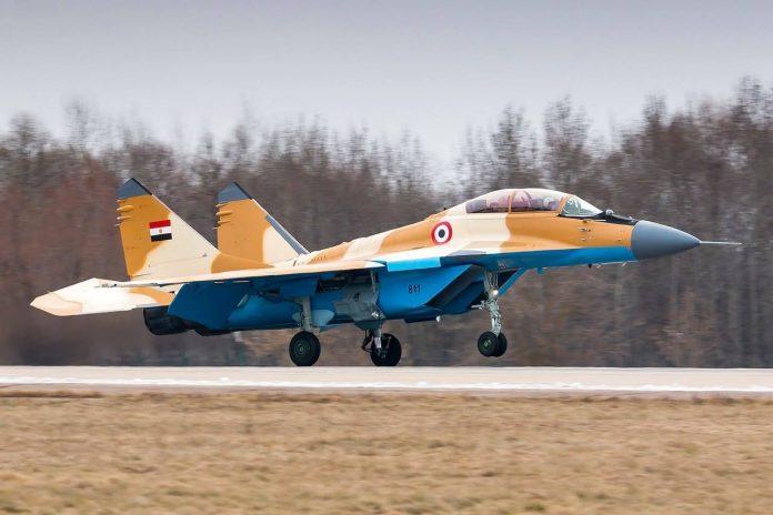 موقع Defence Blog : مصر تتسلم أول مقاتلتين من طراز MIG-35 قريباً  17362410