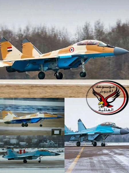 موقع Defence Blog : مصر تتسلم أول مقاتلتين من طراز MIG-35 قريباً  17457610