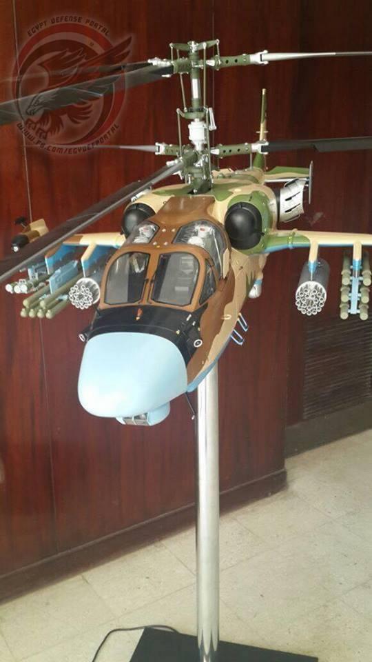 مصر ستحصل قريبا على أول مروحيات قتالية من طراز كا-52 من روسيا C7_dby10