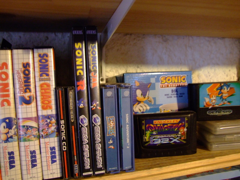 Collection du marsouin: MAJ Zelda, dreamcast Dscf9410