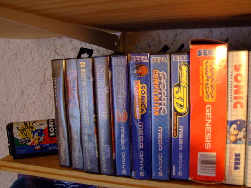 Collection du marsouin: MAJ Zelda, dreamcast Dscf9412