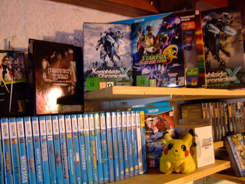 Collection du marsouin: MAJ Zelda, dreamcast Dscf9413