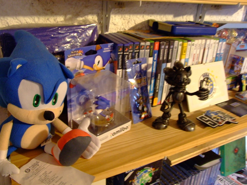 Collection du marsouin: MAJ Zelda, dreamcast Dscf9415