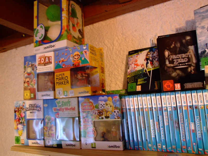 Collection du marsouin: MAJ Zelda, dreamcast Dscf9418