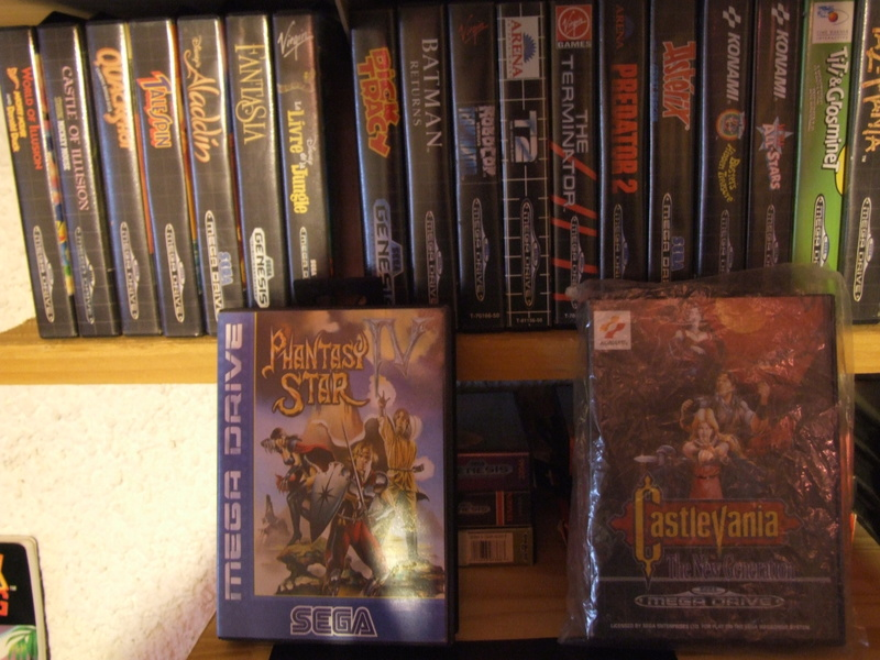 Collection du marsouin: MAJ Zelda, dreamcast Dscf9420
