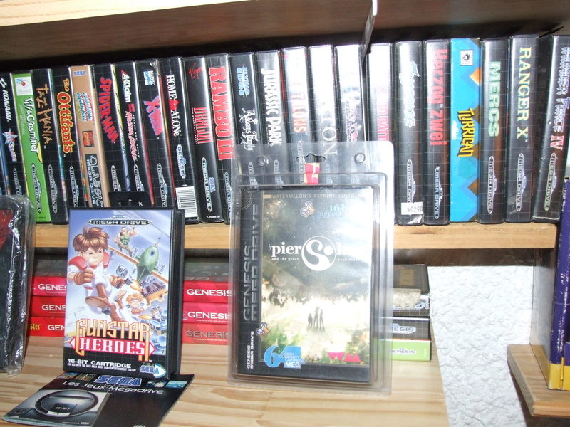 Collection du marsouin: MAJ Zelda, dreamcast Dscf9422