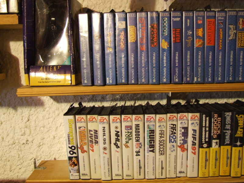 Collection du marsouin: MAJ Zelda, dreamcast Dscf9423