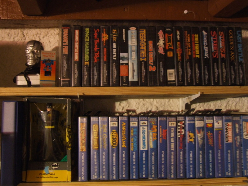 Collection du marsouin: MAJ Zelda, dreamcast Dscf9425