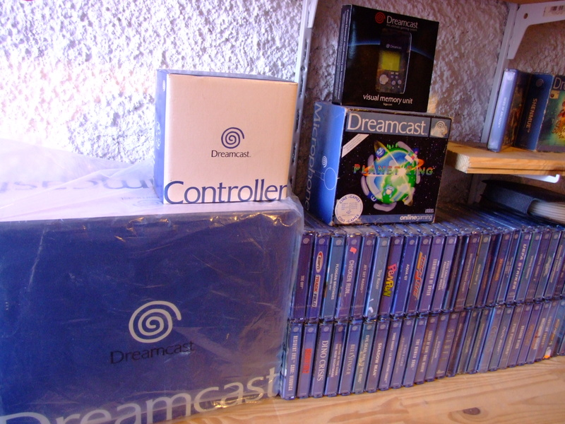 Collection du marsouin: MAJ Zelda, dreamcast Dscf9431