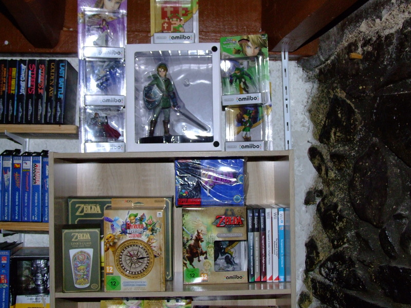 Collection du marsouin: MAJ Zelda, dreamcast Dscf9434