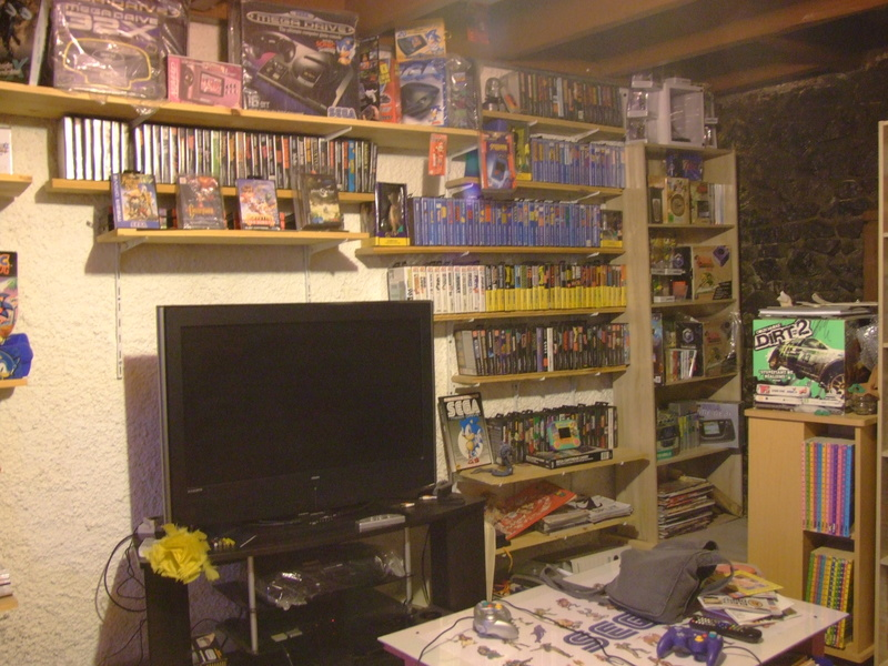 Collection du marsouin: MAJ Zelda, dreamcast Dscf9510