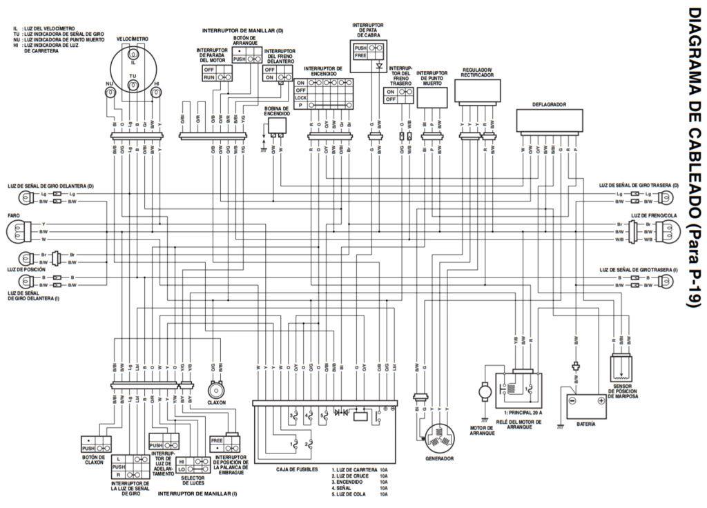 Mi herramienta de trabajo: Suzuki GZ 250 Marauder 2004 Screen18
