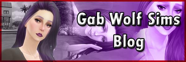 ღ GabWolf  ღ   Blog11