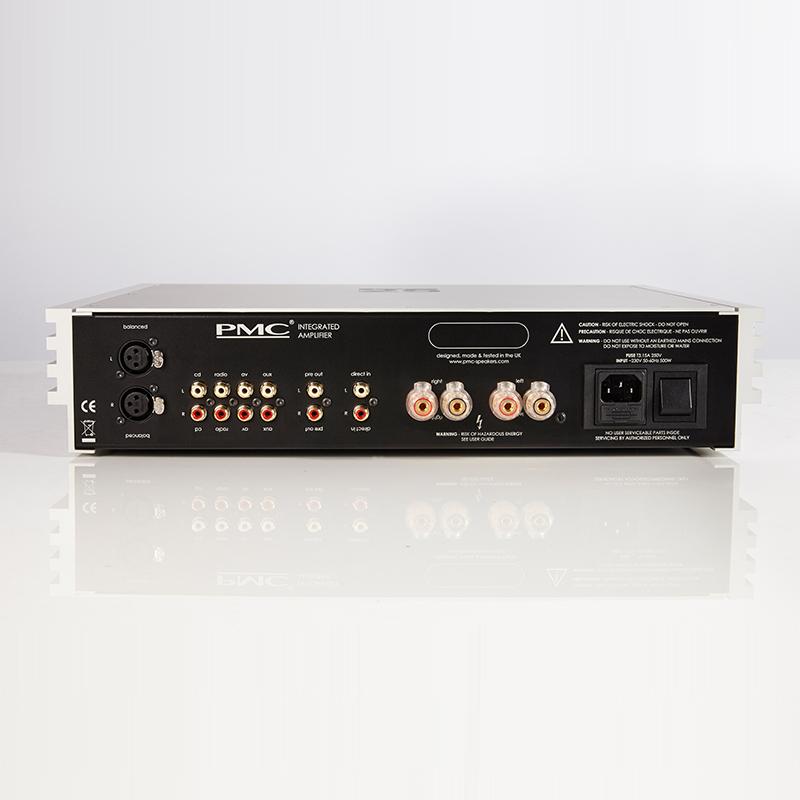 Primer amplificador integrado PMC Coramp10