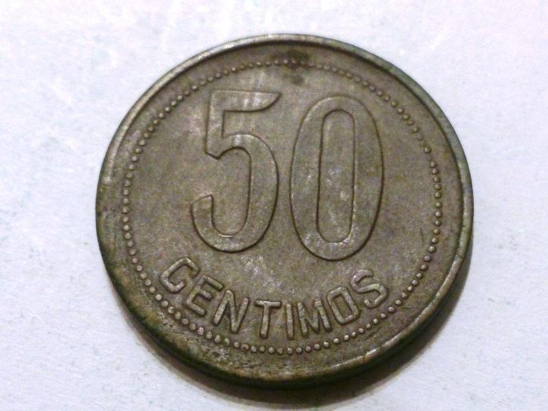 ficha o moneda 50 centimos republica española Dsc_2610