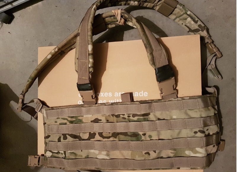 [VENDO] CHEST RIG MULTICAM EAGLE INDUSTRIES Y MÁS 20170511