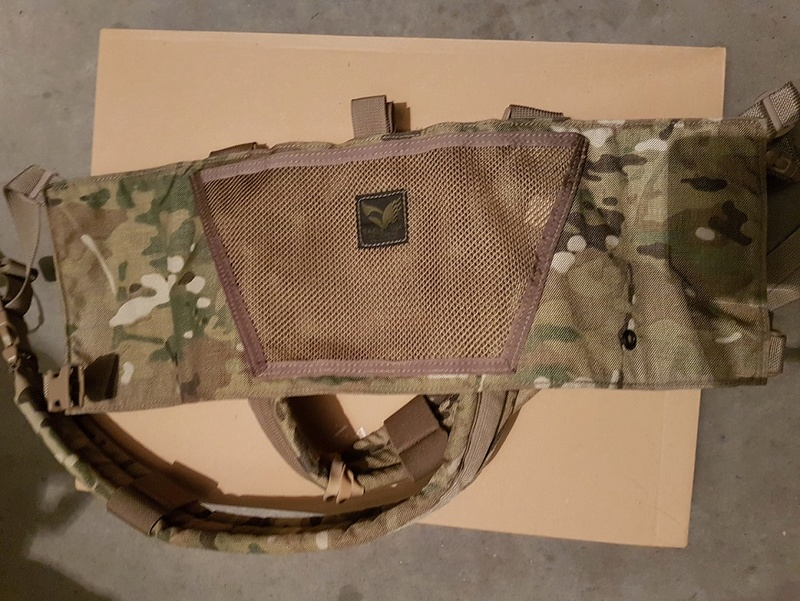 [VENDO] CHEST RIG MULTICAM EAGLE INDUSTRIES Y MÁS 20170512