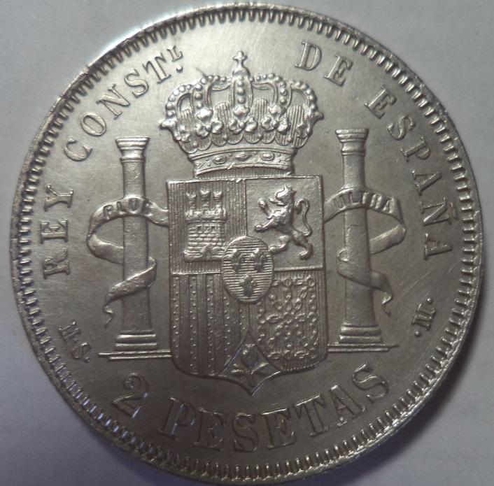 """""""La historia de la Peseta en 30 monedas"""" - Página 2 B12"""