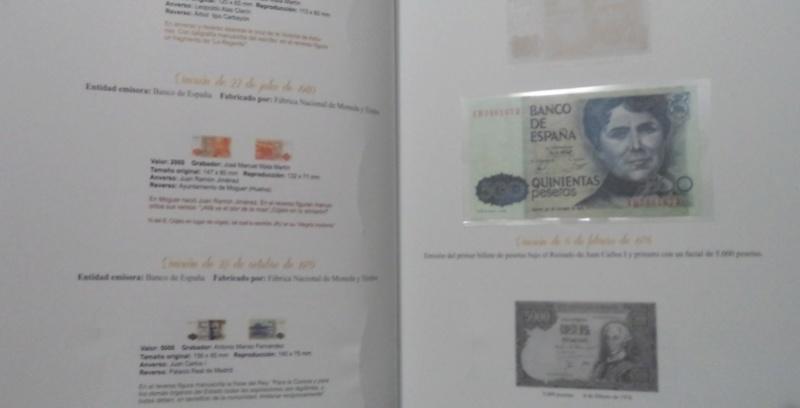 Vuelven los billetes de peseta con ABC B14