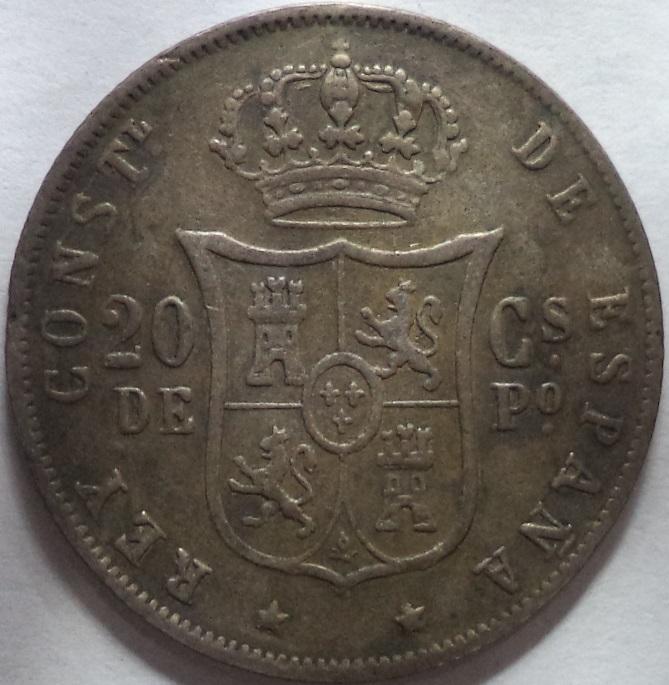 Monedas Españolas de las Filipinas - Página 2 Bb10