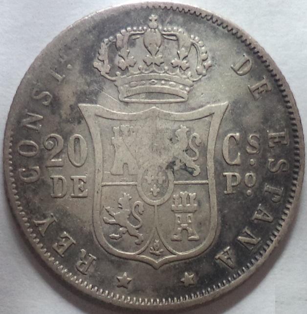 Monedas Españolas de las Filipinas - Página 2 D10