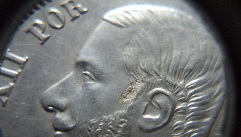 2 pesetas 1882. Alfonso XII   D11