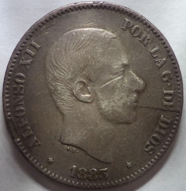 Monedas Españolas de las Filipinas - Página 2 E10