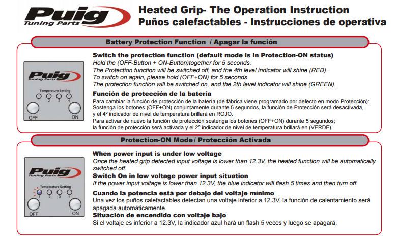 Puños calefactables no originales - Página 8 Puig10