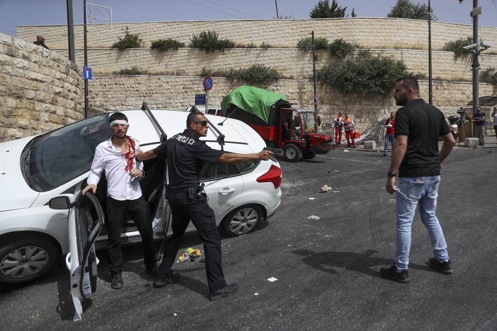 Palestina: Violencia ejercida por Israel en la ocupación. Respuestas y acciones militares palestinas. - Página 24 100015