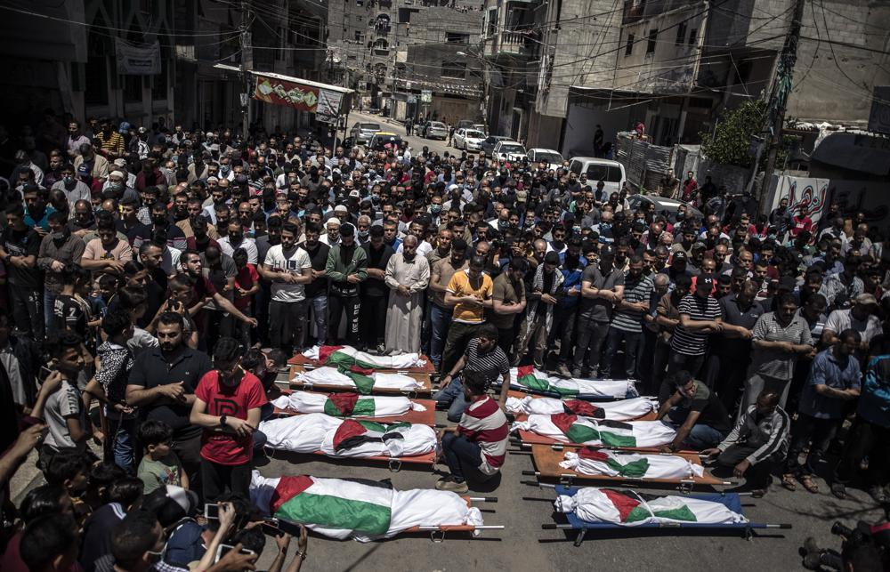 Palestina: Violencia ejercida por Israel en la ocupación. Respuestas y acciones militares palestinas. - Página 24 100018