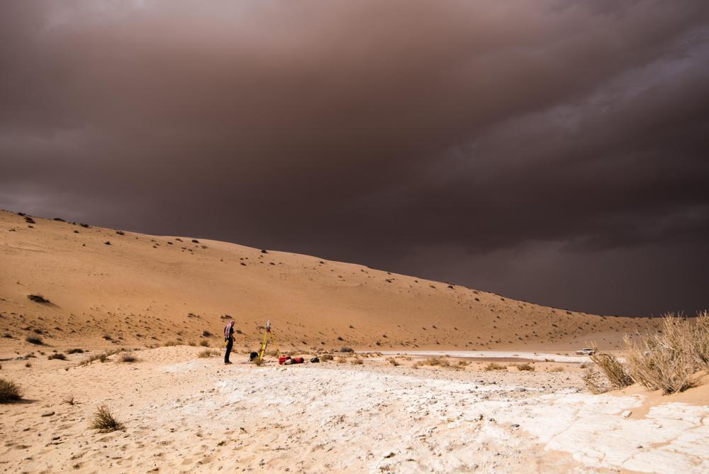 La Península Arábiga fue espacio de migraciones humanas desde África en el Paleolítico. [Historia] 100036